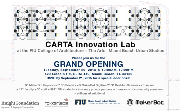 FIU COLLEGE OF ARCHITECTURE +