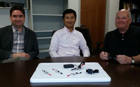 A team of UNL engineering