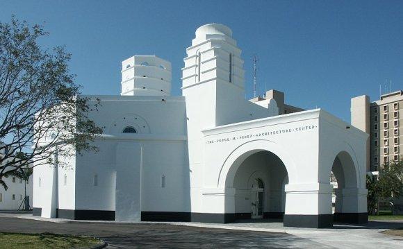 Jorge M. Perez Architecture