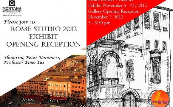 Rome Invite