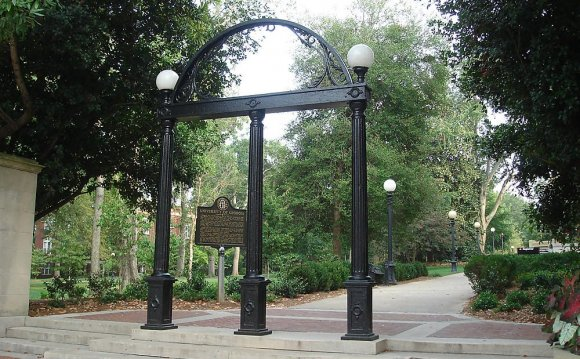 UGA Arch - University of