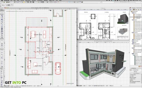 Free archicad software download becoming an architect Free architecture software