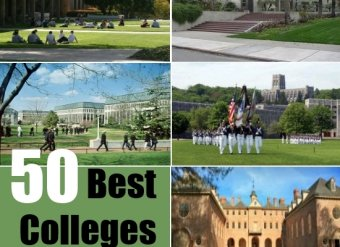 Best Colleges in the US