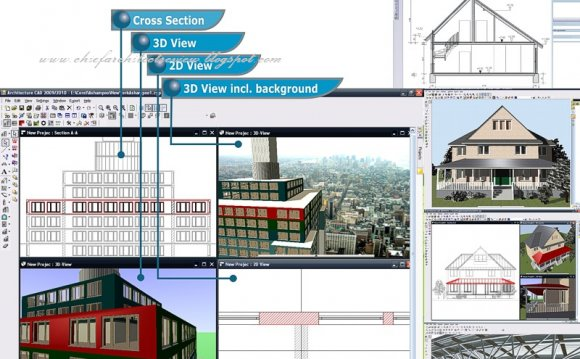 Architectural CAD software free Download