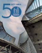 City Hall 50 logo