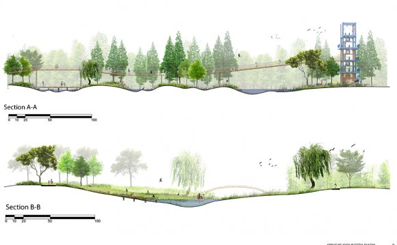 Landscape architecture becoming an architect careers in for Landscape design degree
