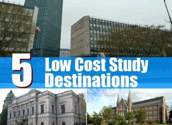 Low Cost Study Destinations