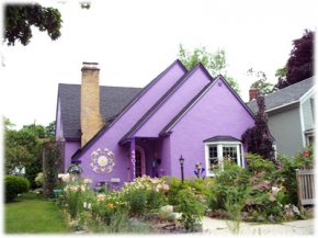 Purple house richard taylor