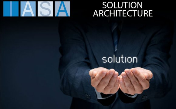 Solutions Architecture Training