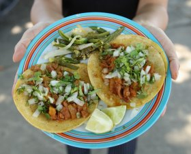 Tacos (USA TODAY Staff Photo)