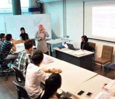 UCSI University architecture students are taught by qualified &amp experienced lecturers