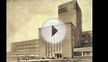 Architecture & Design, pt.6 | Hugh Ferriss