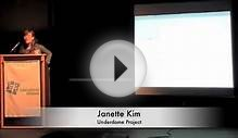 Janette Kim, Underdome Project, Columbia University