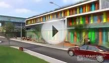 Lifang Architectural Animation of an International School