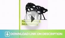 Parametric Design for Architecture | Free Download