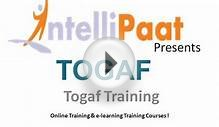 Togaf Training | Togaf Tutorial | Online Togaf Training